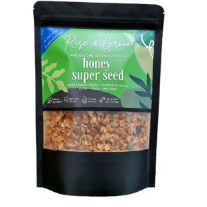Honey Super Seed Package (Front)