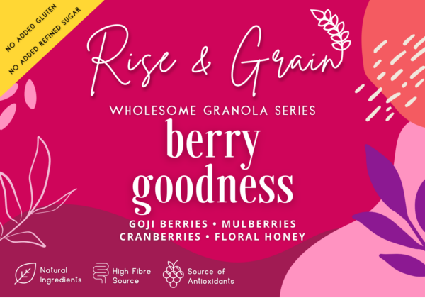 Berry Goodness (Front Label)
