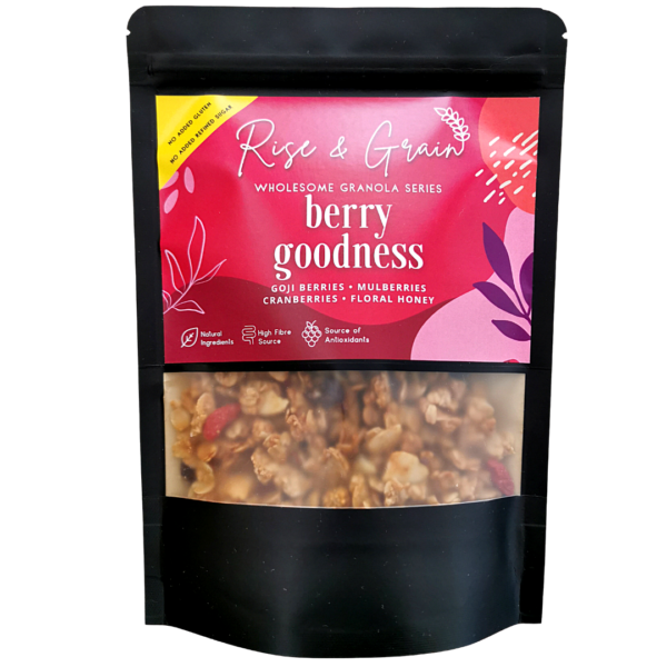 Berry Goodness Package (Front)